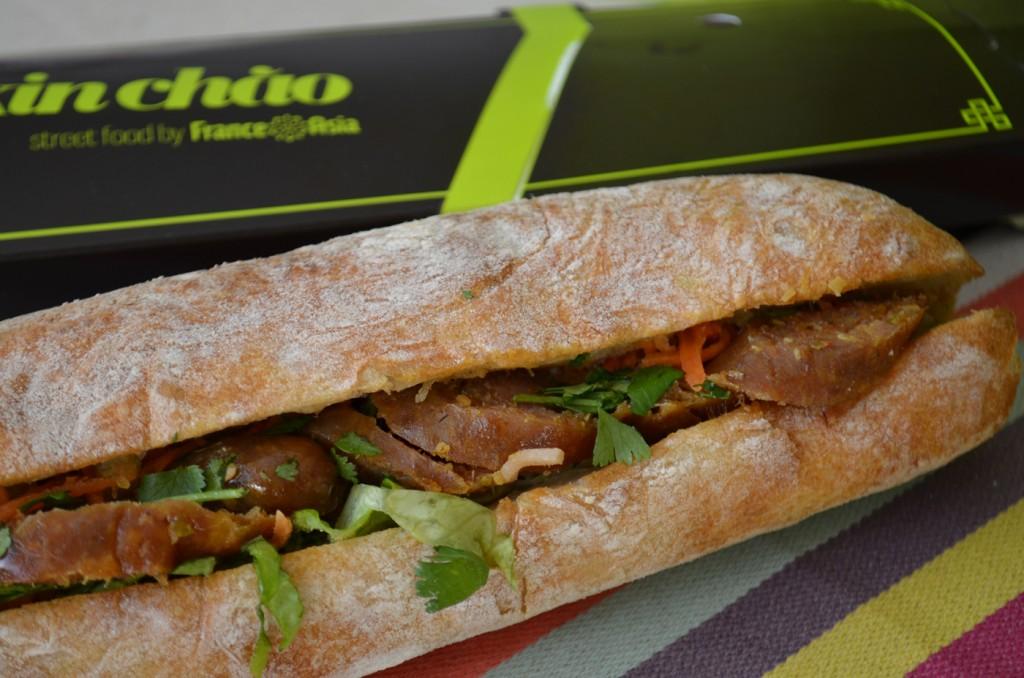 Sandwich Xin Chao