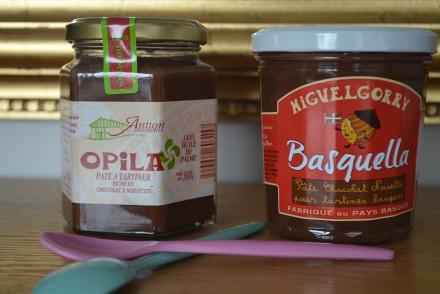 Test Nutella Basque