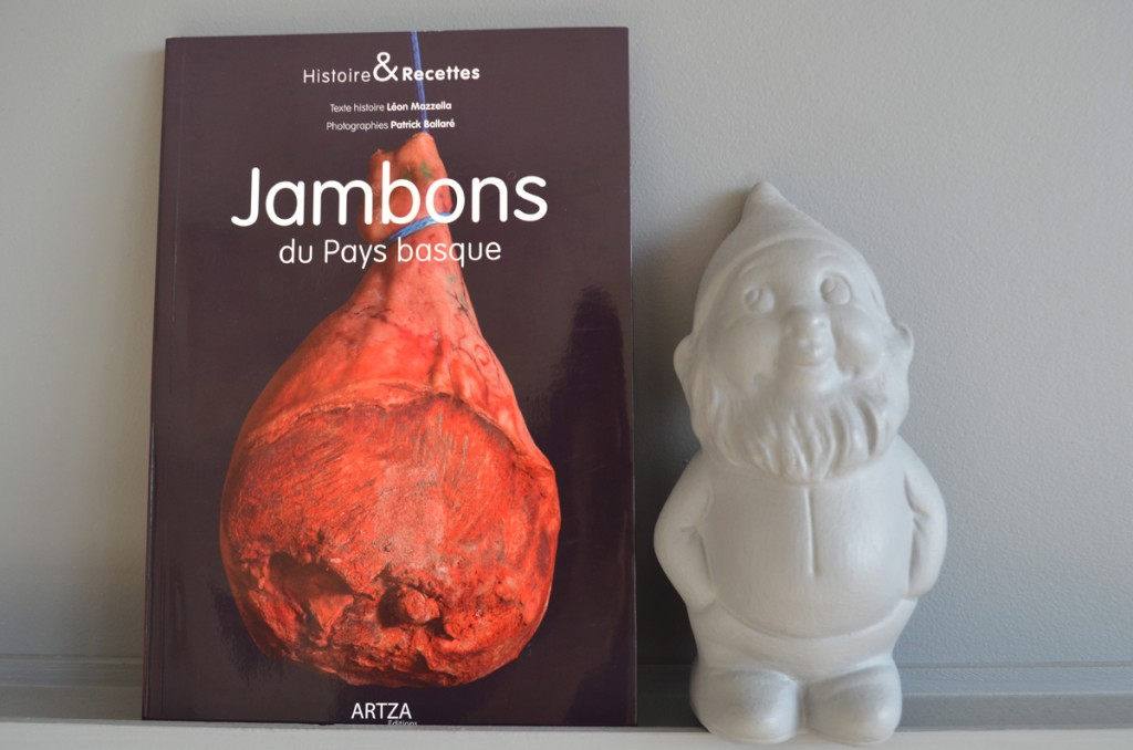 Jambons du Pays Basque Artza Editions