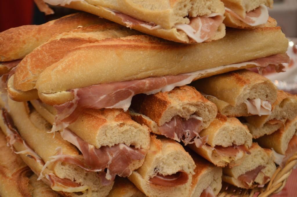 Sandwich Jambon de Bayonne