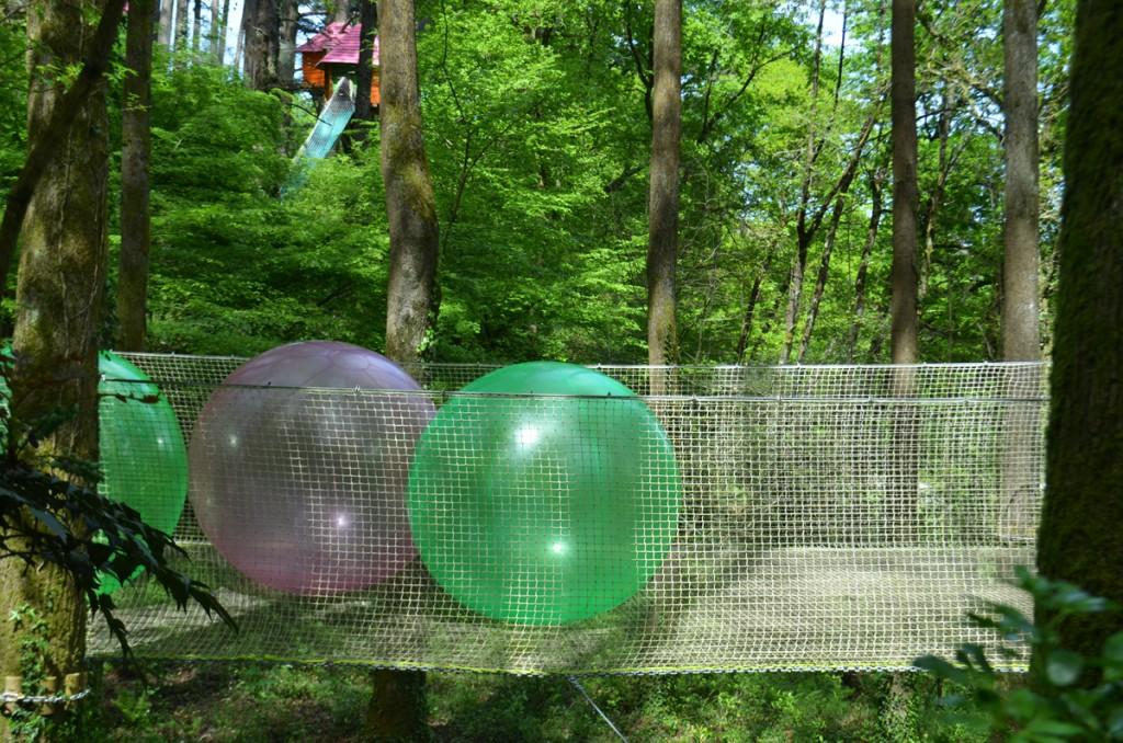 WOW Park Filet avec boules
