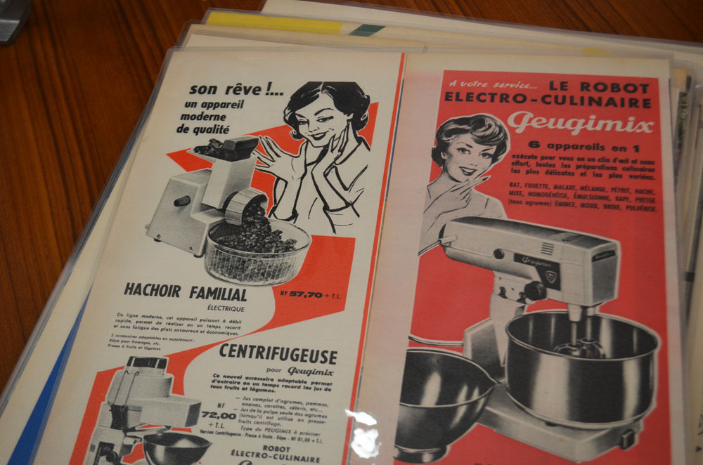 Labo Vintage Affiche