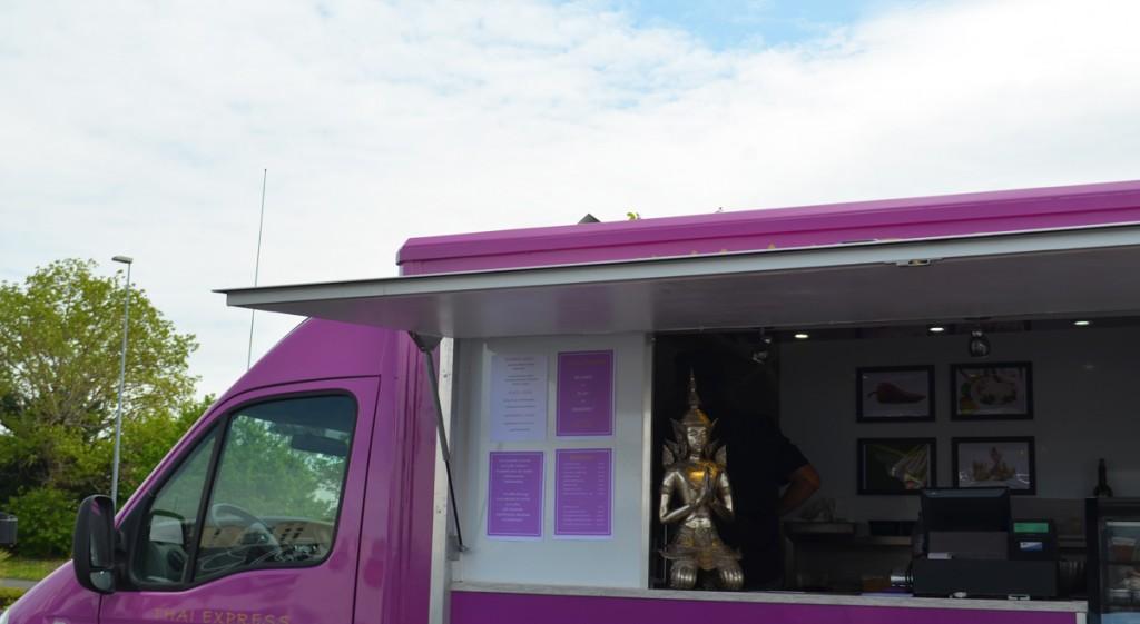 Thai express - Food Truck