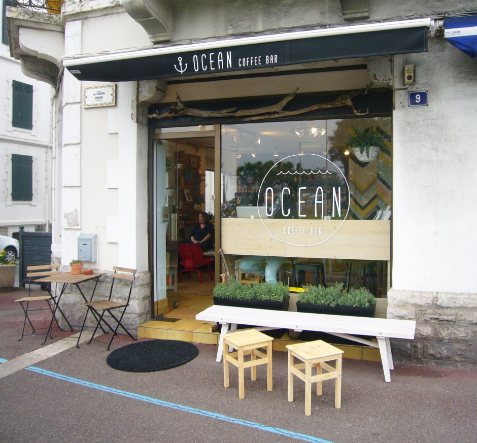 Ocean Coffee Bar Saint Jean de Luz