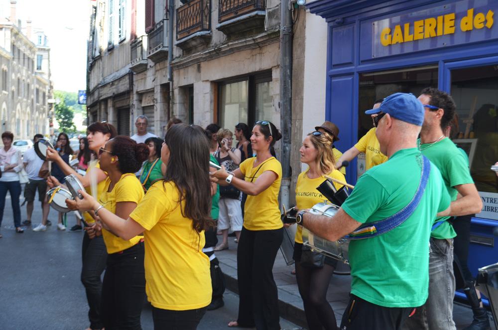 Fête de la musique à Bayonne