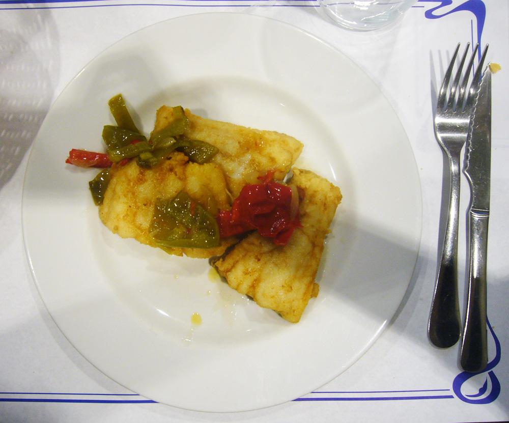 Fuenterrabia Plat Restaurant Irun
