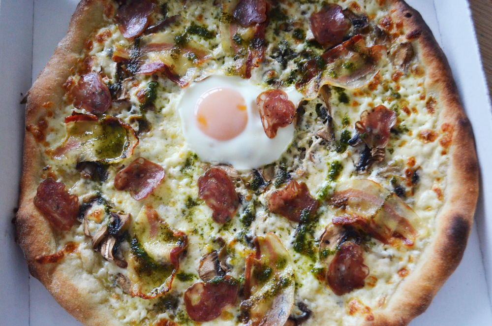 TerraPizza Pizza SousBois