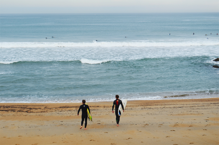 Anglet-surfeur