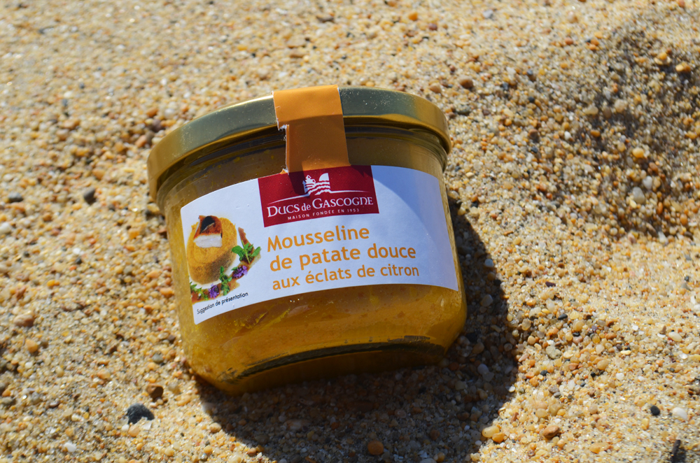 Box French Food Mousseline