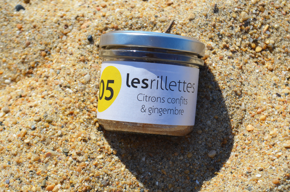Box French Food Rillettes