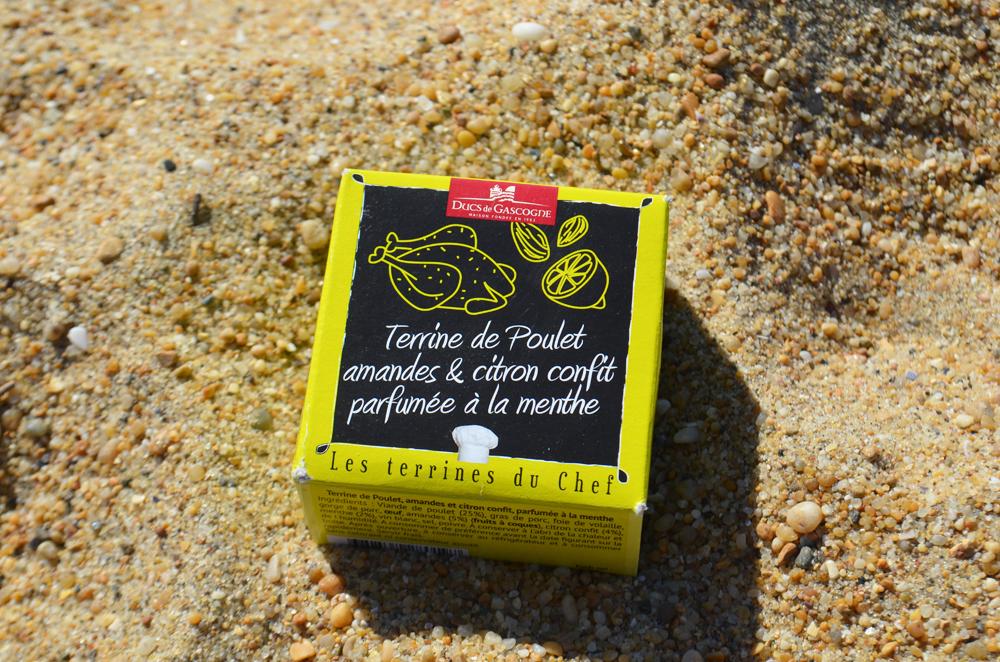 Box French Food Terrine