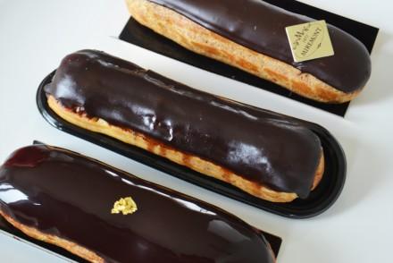Avis eclair au chocolat pâtissier basque