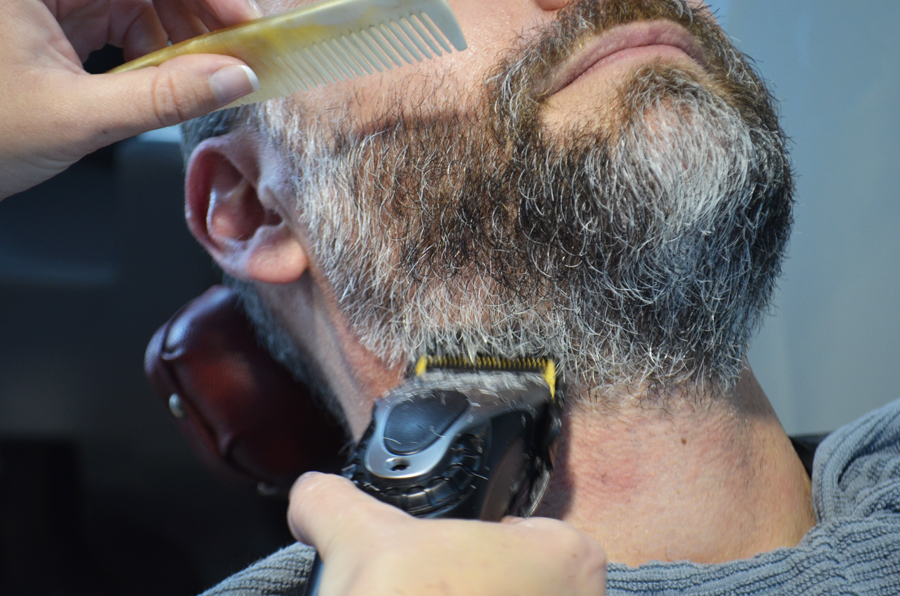 Barbier West Rasage