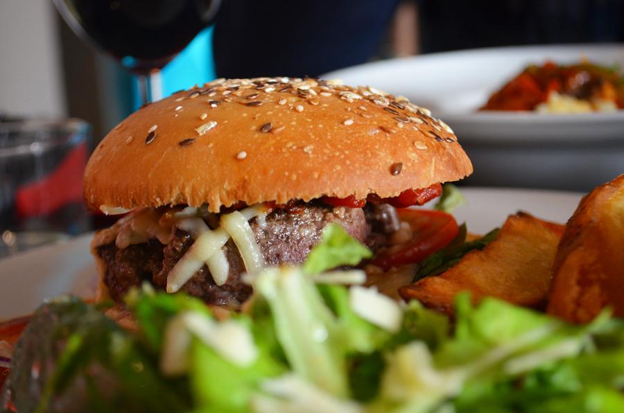 La Bicoque hamburger