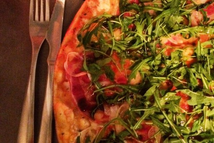 La Pizzeria Bidart Romaine