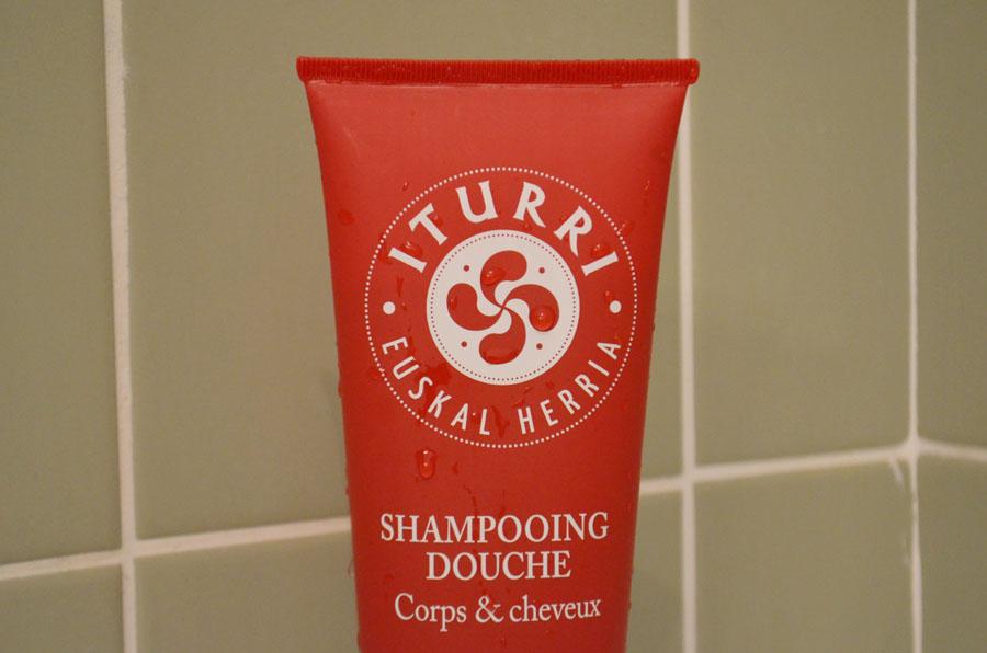 Iturri shampooing/douche