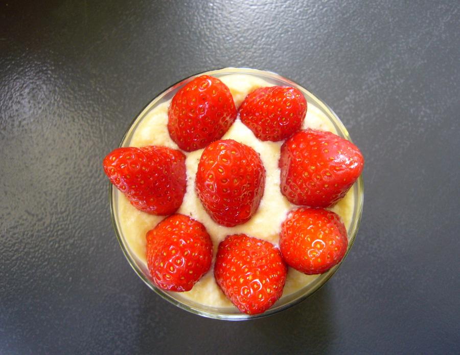 Tiramisu Adam fraise