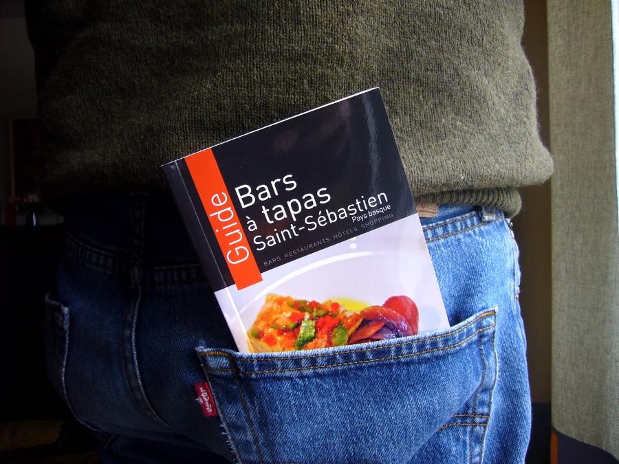 Donostia Guide Bar à Tapas