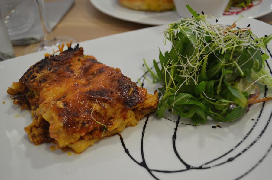 Kitchen Dada Lasagne