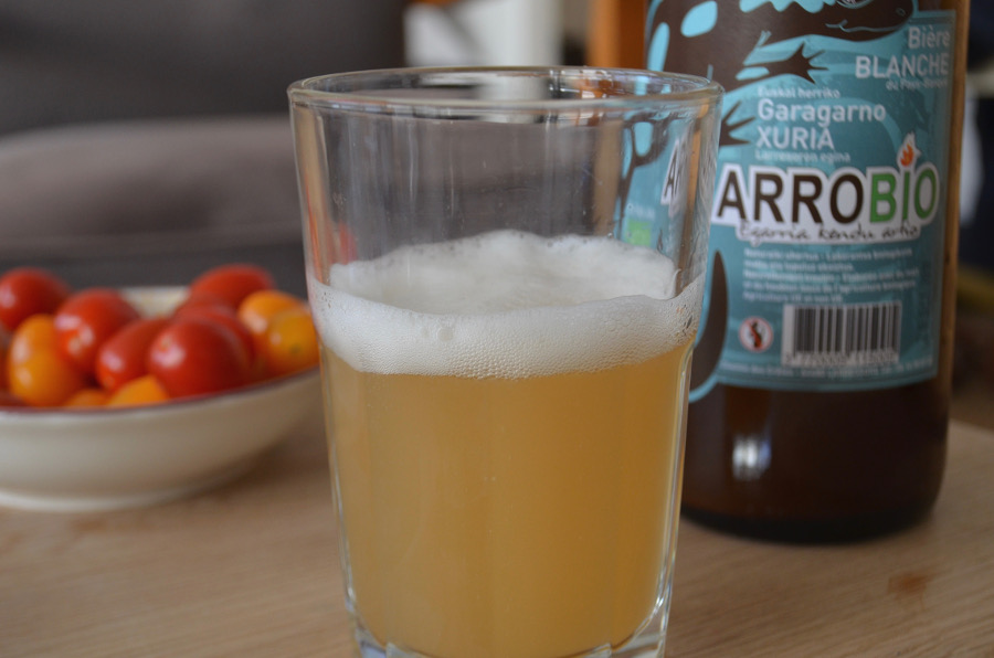 Arrobio biere blanche