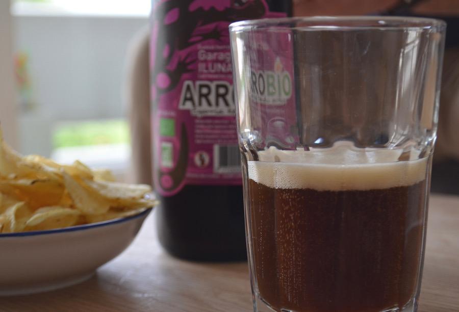Arrobio biere brune