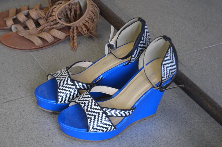 Madame Minet chaussure