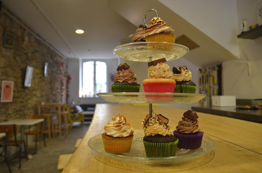 josie factory cupcakes