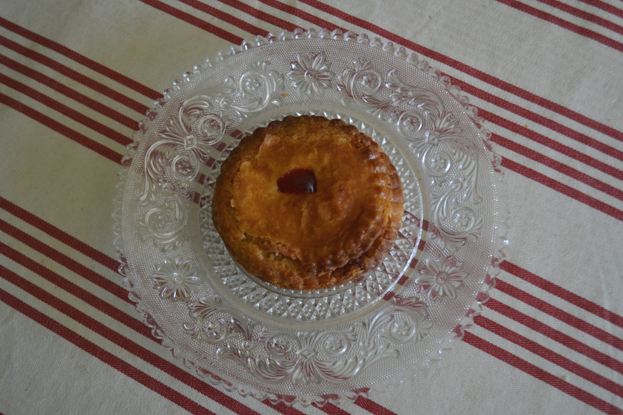 gateau basque mauriac