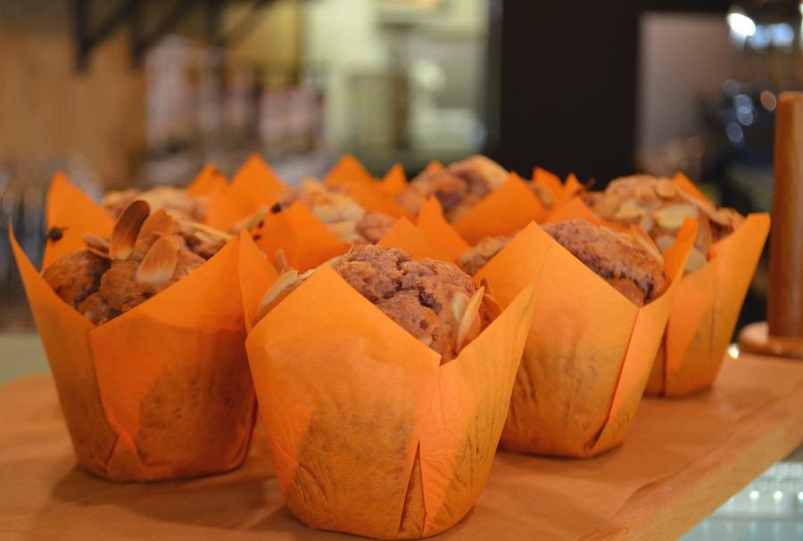 Mug Up Muffins