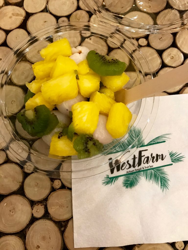 West FArm dessert