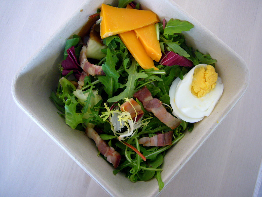 lunchery salade