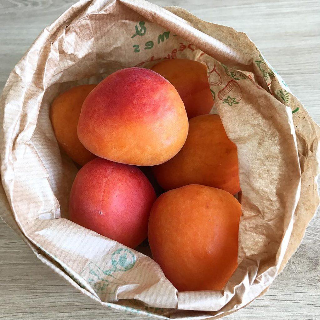 Retour de march ! quintaou anglet abricot tropbon paysbasque euskadihellip