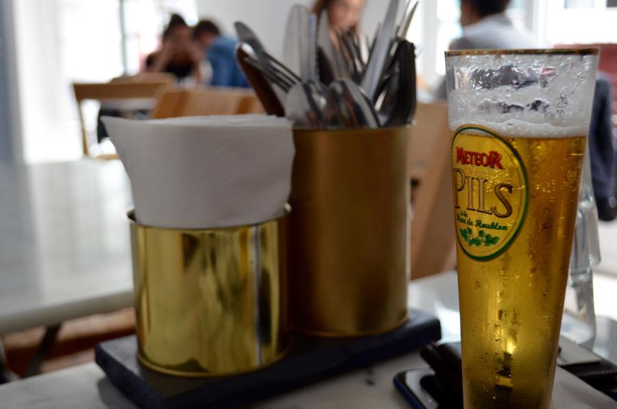 Janine biere