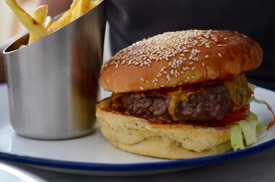 Janine burger