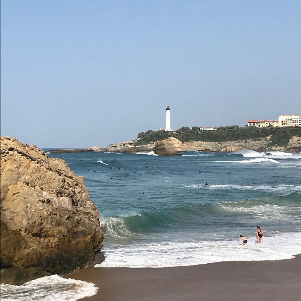 Biarritz le 15 octobre eteindien biarritz cotebasque paysbasque euskadi euskalherriahellip