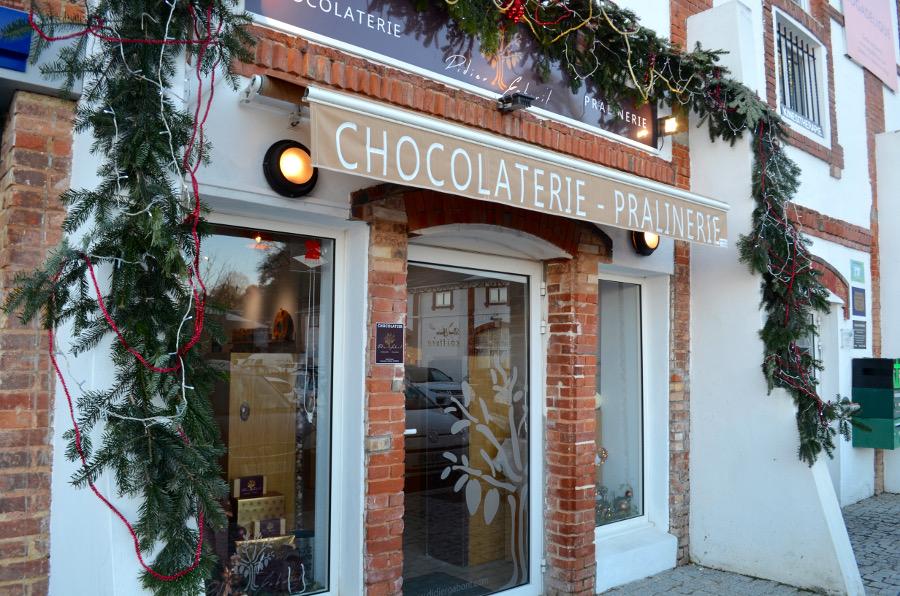 Chocolaterie Gaborit