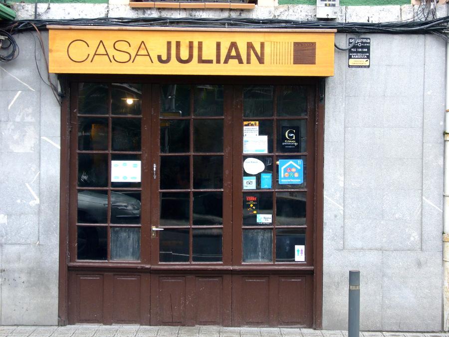 Tolosa Casa Julian