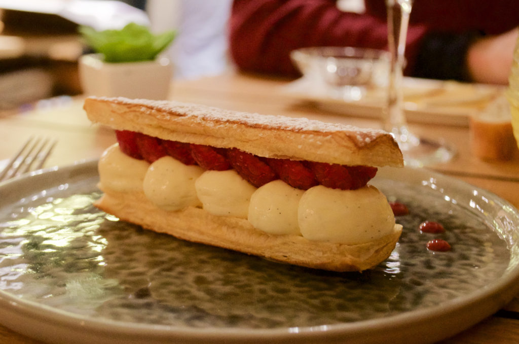 Le Poincon Dessert