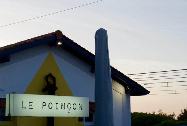 Le Poincon Guéthary