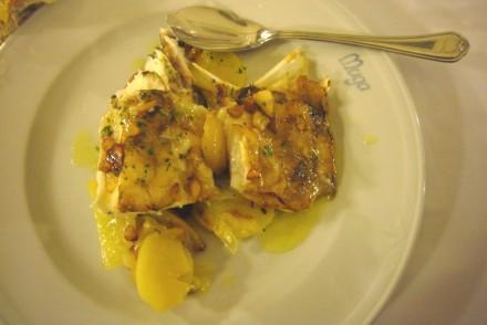 Restaurant Muga Marisceria