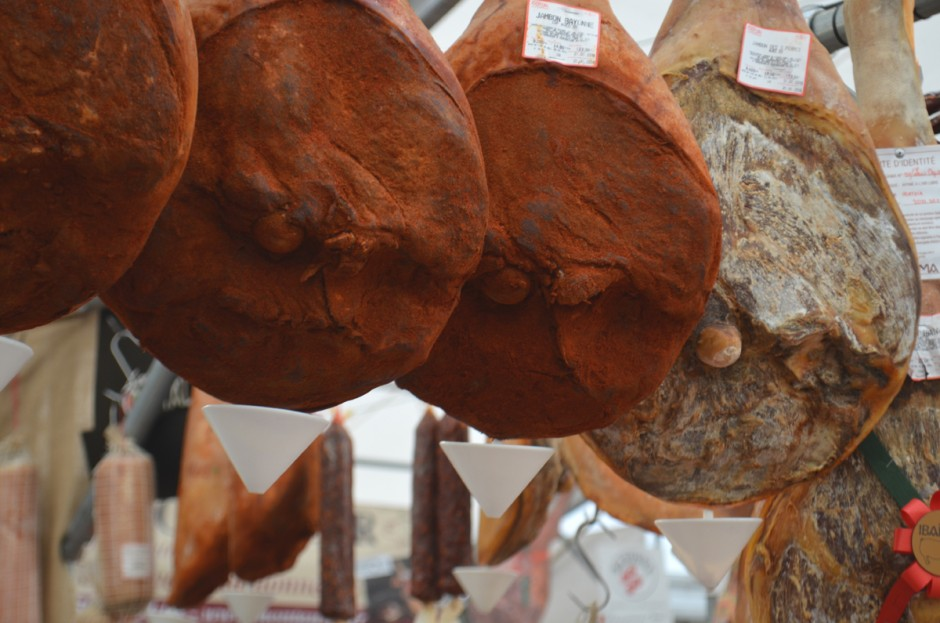 Foire jambon de Bayonne