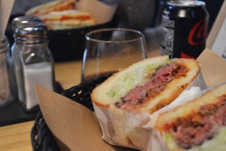 Hamburger Côte Basque