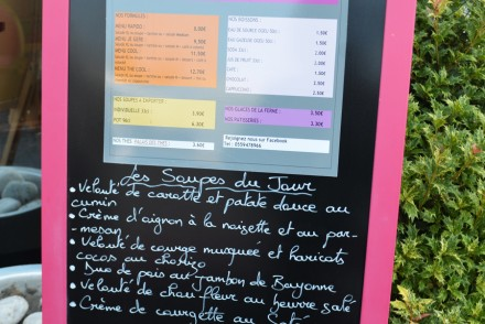 Au temps des soupes biarritz