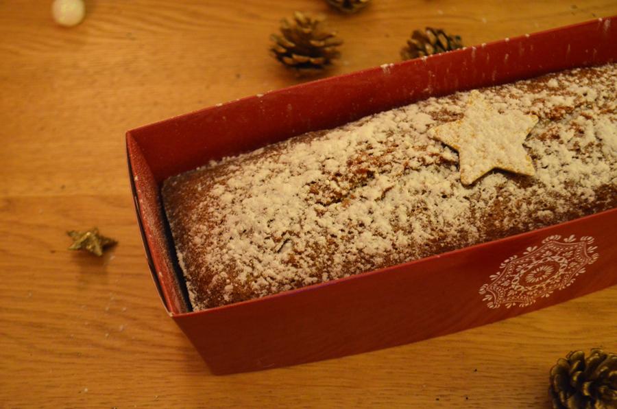 Cake epice de Noel