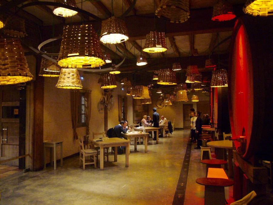 Berasategui restaurant